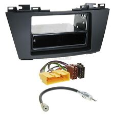 Mazda 5 FROM 10 1-Din Car Radio Installation Set Adapter Cable RADIO FACEPLATE