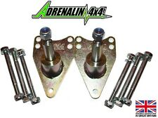 "Land Rover Discovery 1 -3"" heavy duty lowered shock mounts"