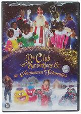 DE CLUB VAN SINTERKLAAS & DE VERDWENEN SCHOENTJES WEIHNACHTSFILM DVD NEU & OVP