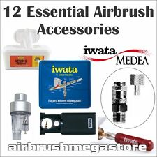 Ulitmate Iwata Airbrush Accessories Kit + Free Insured Freight