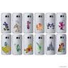 Disney S6/S7/Edge/S8/S9/Plus Housse Coqüe Silicone pour Samsung Galaxy / Souple