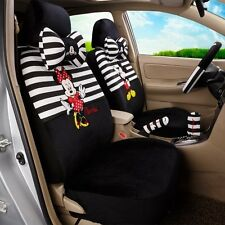 # Best Gift ONSALEMickey Minnie Mouse Car Seat Covers Cushion Accessories 18PCS