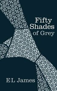 Fifty Shades of Grey by E L James Book The Cheap Fast Free Post