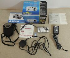 Sony Cyber-shot DSC-P8 3.2MP Digital Camera - Thames Hospice