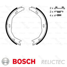 Parking Brake Shoe Set MB:W204,S204,A207,C207,C204,C,E 0044208620 A0044208620