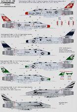 Xtradecal 1/72 F-100C Super Sabre # 72109
