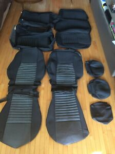 Dodge Challenger Seat Cover Original Factory 2014  Upholstery