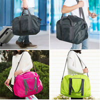 Waterof Men Women Tote Handbag Star Bag Sports Gym Duffle Large Travel Nylon&~-