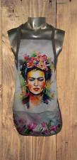 Frida Kahlo Blanco White Apron Mandil 2021