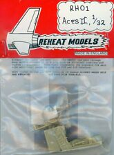 Reheat Models 1:32 Aces II Ejection Seat for F-15/16/117 Resin & PE Detail #RH01