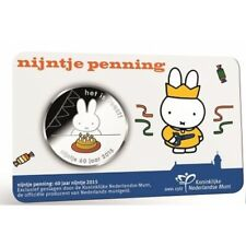 Nederland 2015 penning coincard NIJNTJE MIFFY 2015 Limited Edition medal coin
