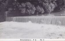 Barrage BEAUHARNOIS Dam Quebec Canada 1940s International Fine Art Co. - SDC 39
