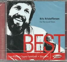 Kristofferson, Kris For The Good Times (Best) Zounds CD NEU OVP Sealed