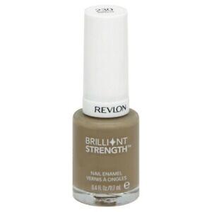 Revlon Brilliant Strength Nail Enamel 230 Impress