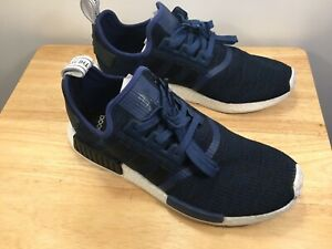 Adidas NMD R1 Mystery Blue Navy Mens Size 11 BY2775