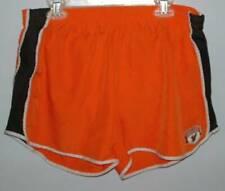 Vintage HOT  retro Jogging fitness shorts  paneled  sides N Olmsted  M