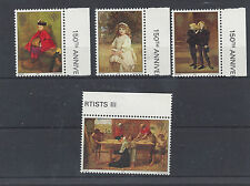 Jersey 1979 Year of the Child  Stamp Set
