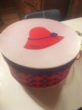 hat box red hat society