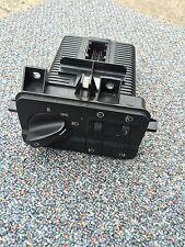 BMW 3 SERIES E46 HEADLIGHT AND FOG LIGHT Switch Unit 61316901429
