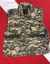 VEST Tactical Ranger Rothco survival emergency disaster ACU digital camoGIFT7255