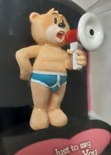 The Secret World of Pete's Bears Just To Say I Love You Figurine