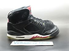 Nike Air Jordan Sixty Plus 60 + Black White Varsity Red GS 2009 sz 5Y