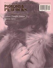 Pigeons & Peacocks Issue 3  VG 070716DBE