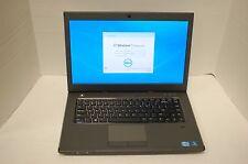 """Dell Vostro 3550 Win 7 Laptop i5  2.5GHz 4GB 320GB WebCam 15.6"""" Backlit KB SP3"""