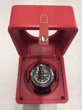 Swiss Legend Men's World Timer Watch 110000341 and Winder