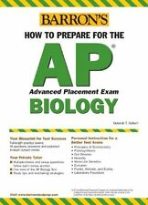 How to Prepare for the AP Biology (Barrons AP Bio