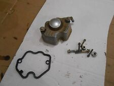 Bombardier Traxter 500 Rotax XL500 2001 01 valve cylinder head cover oil cap