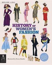 Design Line: History of Women's Fashion by Natasha Slee (Paperback, 2015)