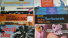Vinyl LP Record collection 8 LP's all in sleeves. Job lot.