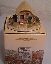 David Winter Cottages Irish Water Mill 1992 original box & Coa Guild Member gift
