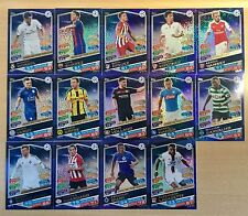 Topps Match Attax Champions League 16/17 MM,HT,GK,Duo,Winners,Club_2 Karten