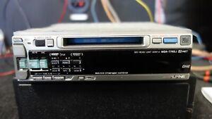 Alpine MD-7745J Rare Old School Minidisc MD Receiver. Made In Korea