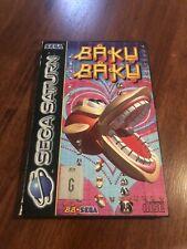 Baku Baku Sega Saturn Game