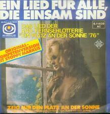 """7"""" Stoppy Markus/Ein Lied Für Alle Die Einsam Sind"""
