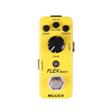 Mooer Flex Boost Guitar Pedal + Picks