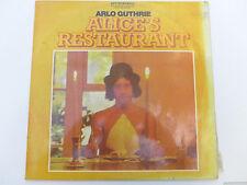 Arlo Guthrie – Alice's Restaurant LP, Aus