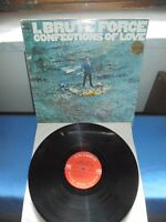 "I, Brute Force ""Confections Of Love"" LP Columbia ‎– CL 2615 MONO USA 1967"
