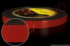 3M ™ Automotive Acrylic Plus Tape PT1100 Black 0.043in X 2.2yd / 2m X 1.1mm Foam