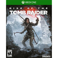Rise of the Tomb Raider Xbox One [Factory Refurbished]
