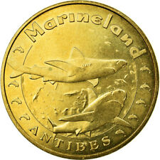 [#683259] France, Token, Antibes -  Marineland n°6, 2008, MDP, AU(55-58)