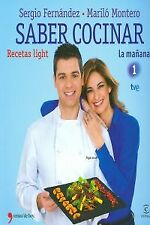 Saber cocinar: Recetas Light. NUEVO. Nacional URGENTE/Internac. económico. GASTR