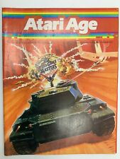Atari Age Magazine March/April 1984 Volume 2 Number 5