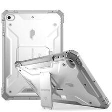 For Apple iPad Mini 5 2019 / iPad Mini 4 2015 [360° Protection] White Case Cover