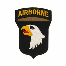 New WW2 American 101st Airborne Screaming Eagles Shoulder Arm Patch US Insignia