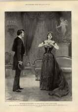 1897 JULIA NEILSON Principessa Farfalla CAPITANO Byrne LT Beamish