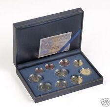 manueduc  ESTUCHE  FNMT ESPAÑA 2012  PROOF  con 10 Coins Con 2 de2 Euros Conmem